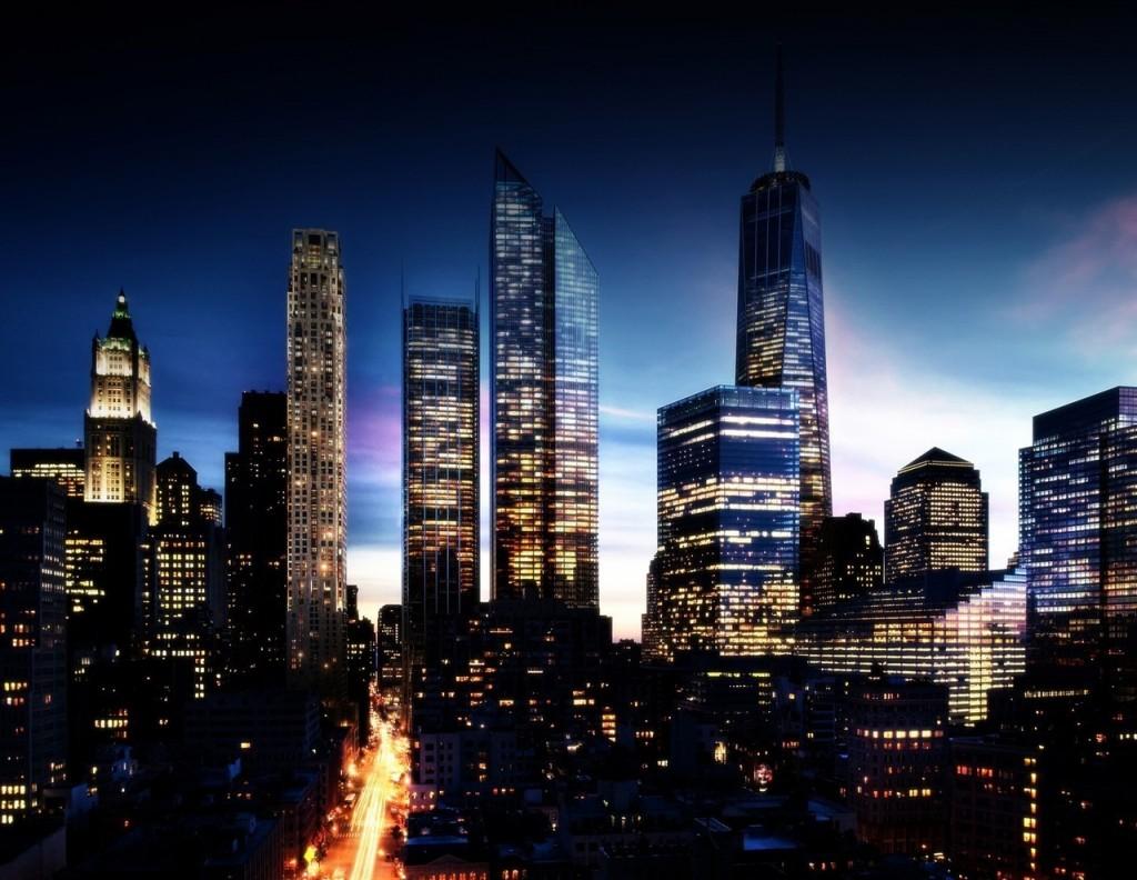 путешествие по Манхэттену