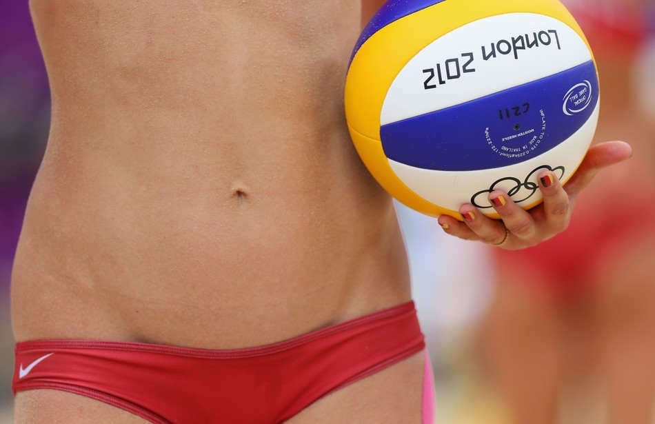volleyball and the body Steal volleyball player nora tobin's workout to burn fat and tighten up from head to toe.