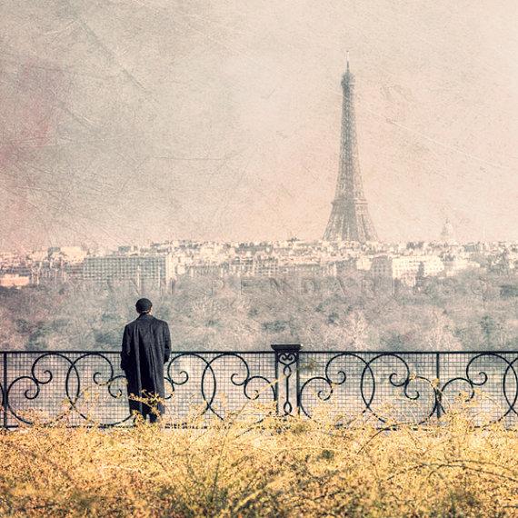 Париж глазами фотографа yann pendariès