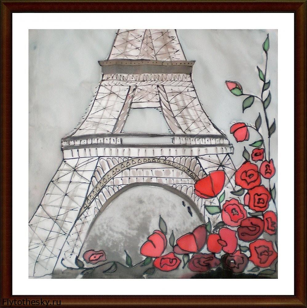 Лишь одним — романтика парижа город