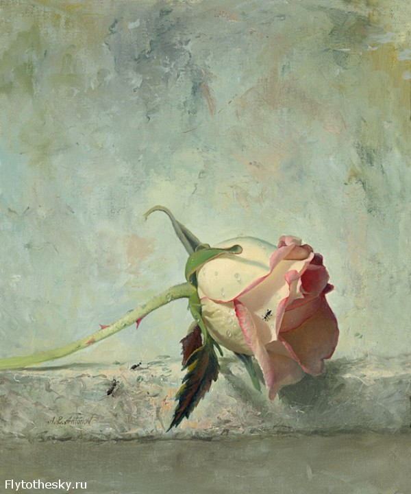 Картины маслом художника алексея