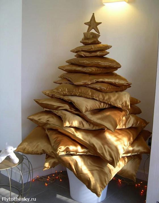 Новогодняя елка своими руками (4)