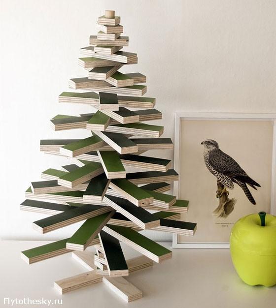 Новогодняя елка своими руками (2)
