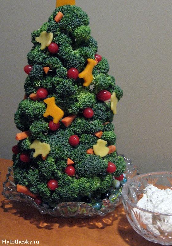 Новогодняя елка своими руками (16)