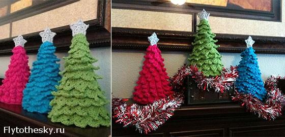 Новогодняя елка своими руками (13)