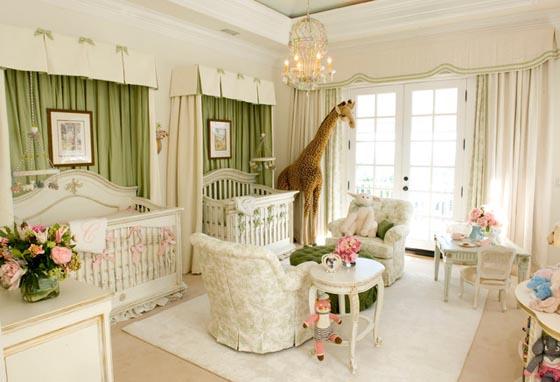 Дизайн детской комнаты в мире