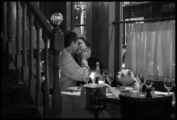 Романтические моменты от peter turnley