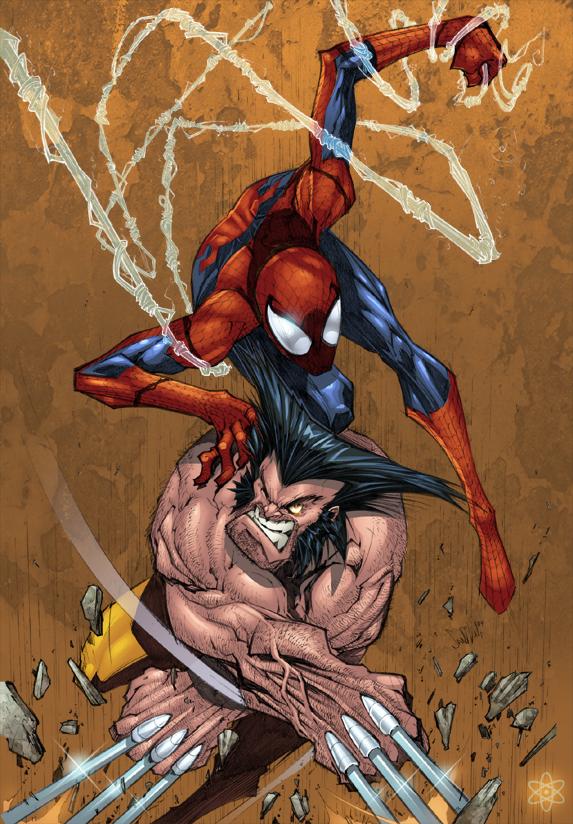 герои и злодеи комиксов (24)