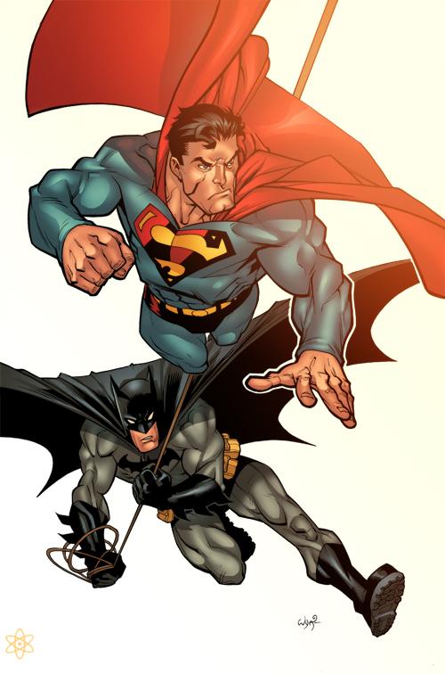 герои и злодеи комиксов (16)
