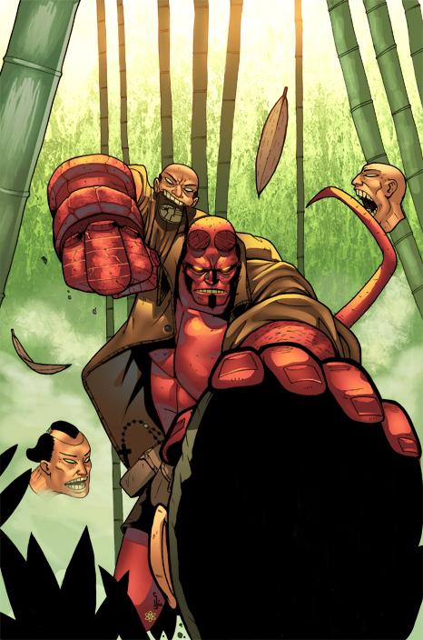 герои и злодеи комиксов (13)