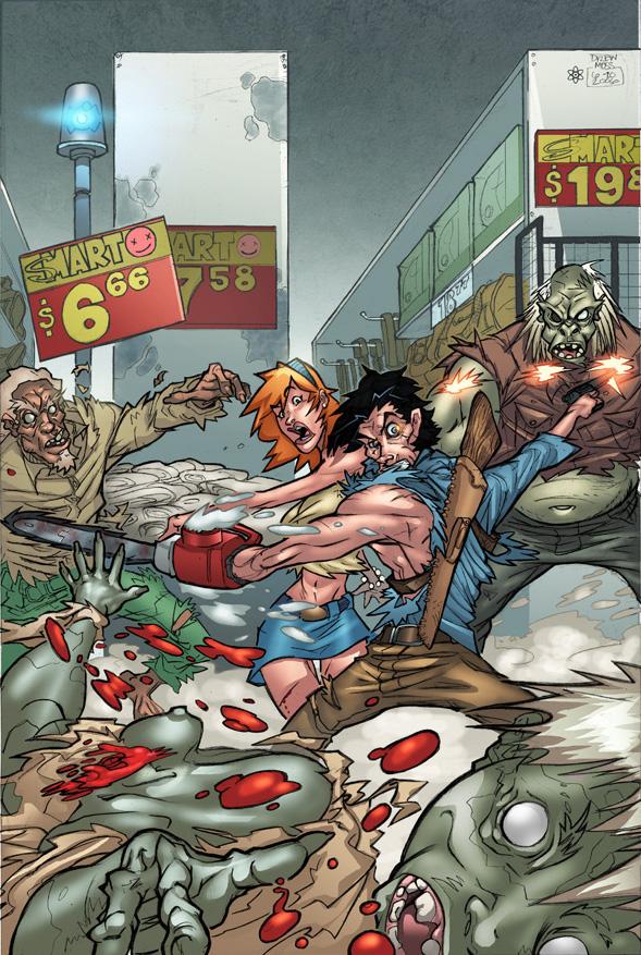 герои и злодеи комиксов (12)