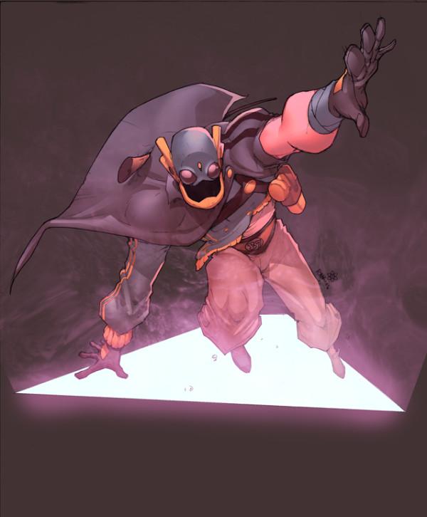 герои и злодеи комиксов (10)