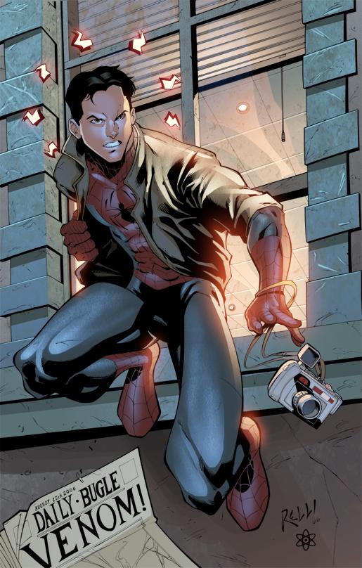 герои и злодеи комиксов (8)