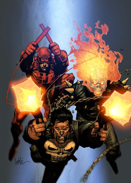 герои и злодеи комиксов (5)