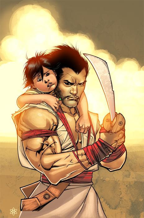 герои и злодеи комиксов (2)