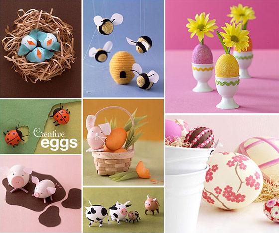 Как украсить пасхальное яйцо (1)
