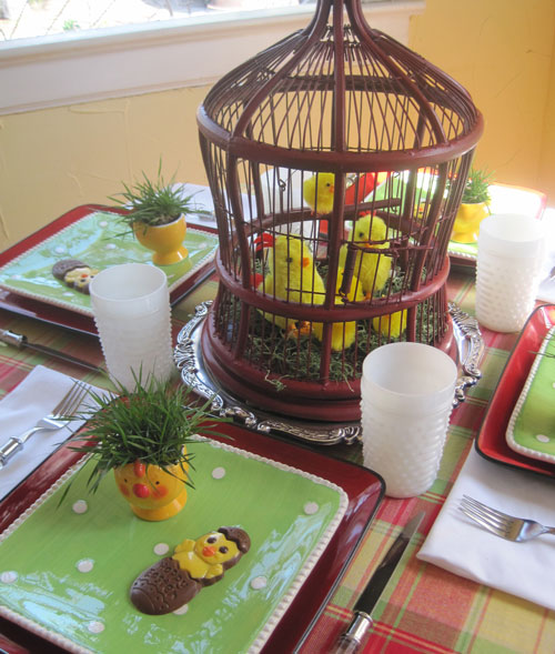 Декор  праздничного стола (17)