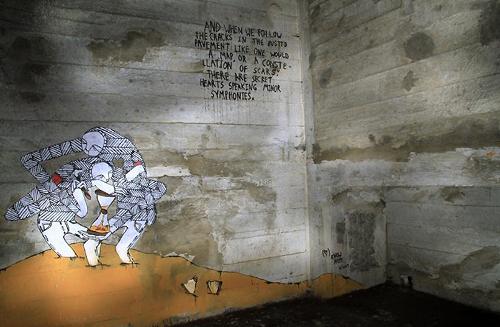 Заброшенная станция метро (11)