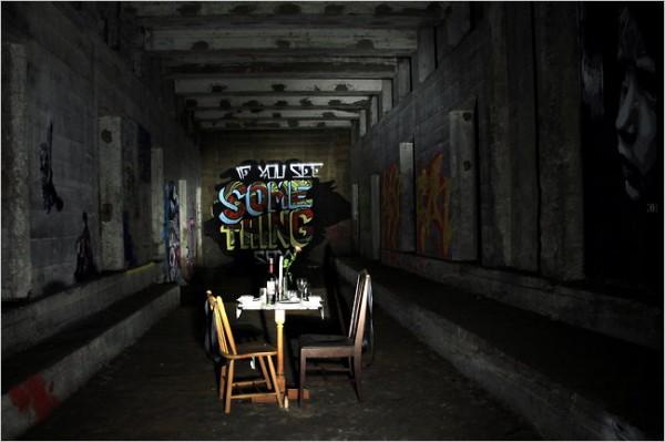 Заброшенная станция метро (8)