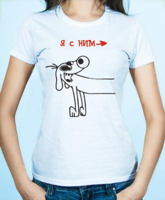 фото и надписи на футболках