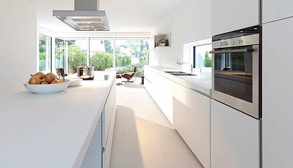 дизайн кухни в белых тонах (6)
