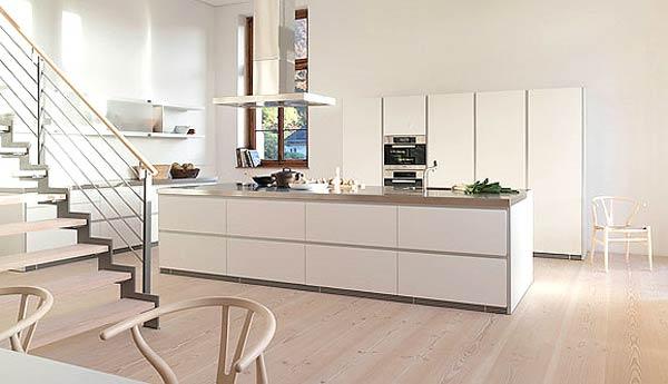 дизайн кухни в белых тонах (4)