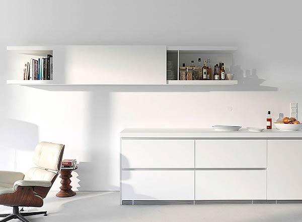 дизайн кухни в белых тонах (2)