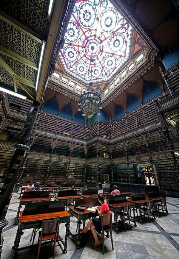 самые красивые библиотеки (14)