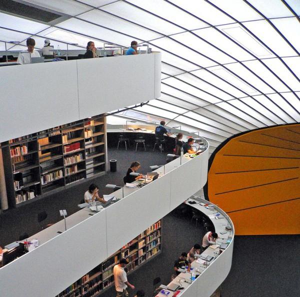 самые красивые библиотеки (5)