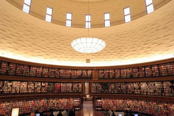 самые красивые библиотеки (4)