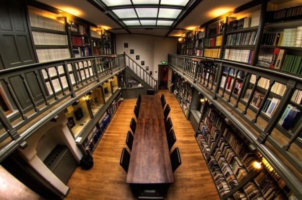 самые красивые библиотеки (2)