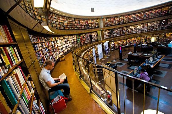 самые красивые библиотеки (11)