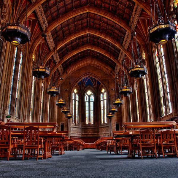 самые красивые библиотеки (6)