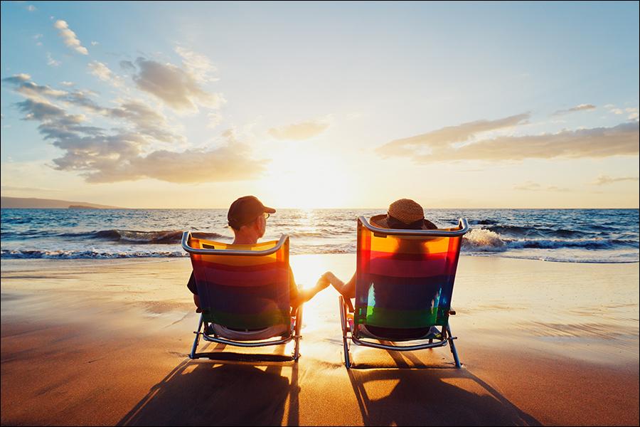 знакомство в отпуске