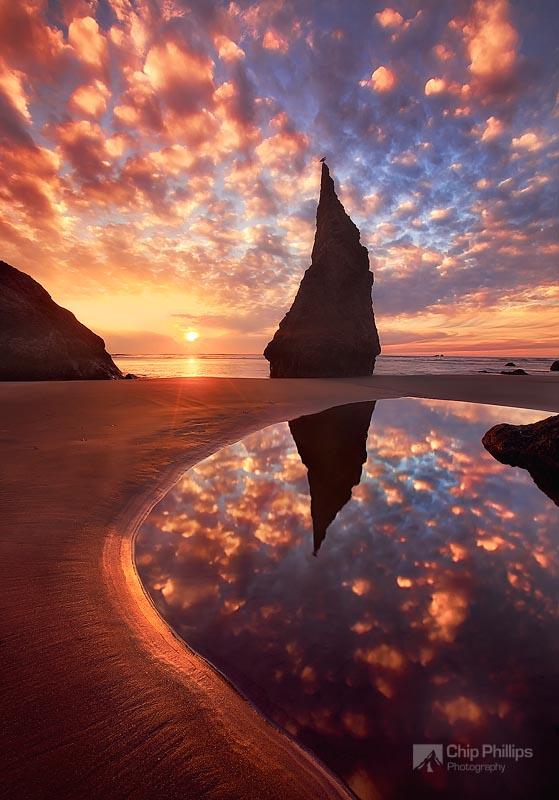 Красивейшие фото отражения в воде