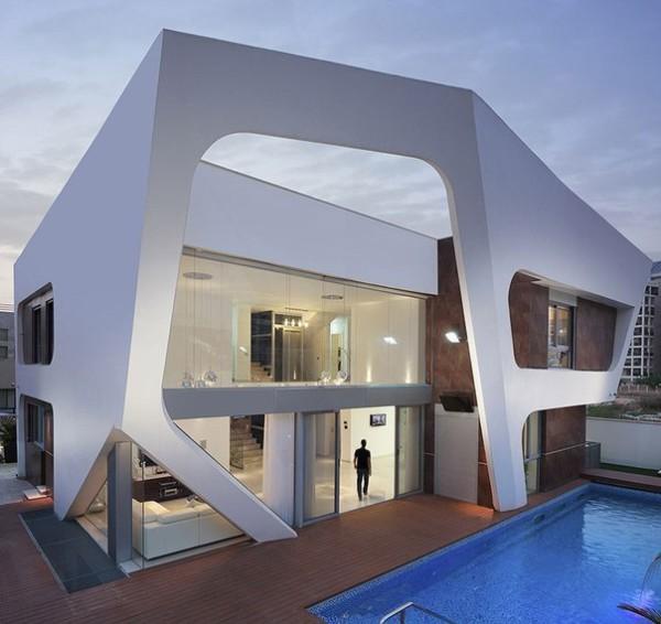 Здания дизайн