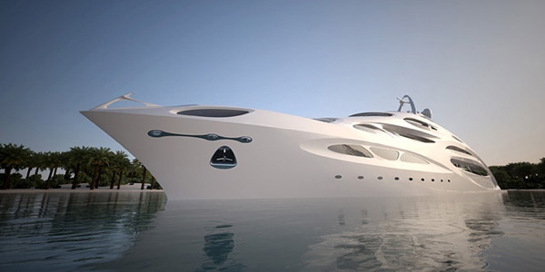 Фантастические яхты (4)