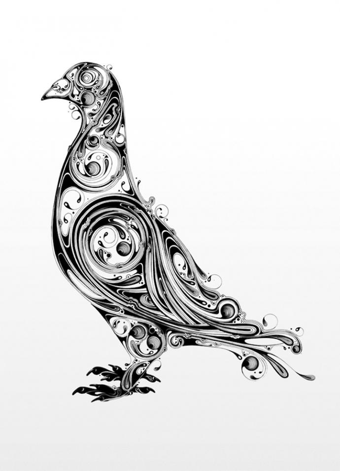Иллюстрации животных (6)