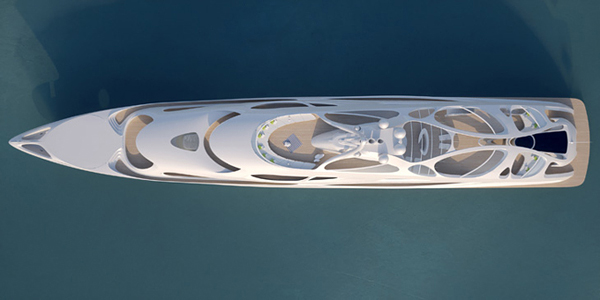 Фантастические яхты (3)