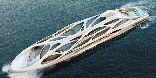 Фантастические яхты (2)