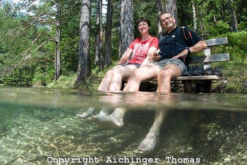 Зеленое озеро Австрия (6)
