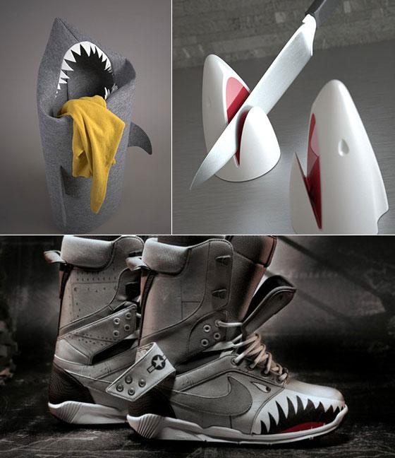 акулий дизайн