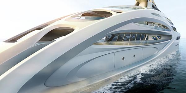Фантастические яхты (6)