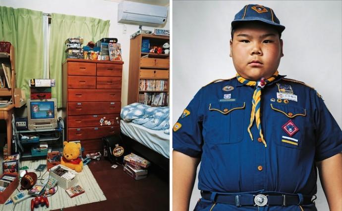 Как выглядят детские комнаты разных странах мира (23)
