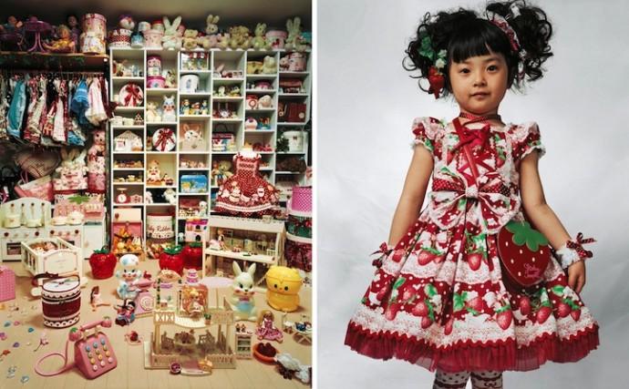 Как выглядят детские комнаты разных странах мира (22)