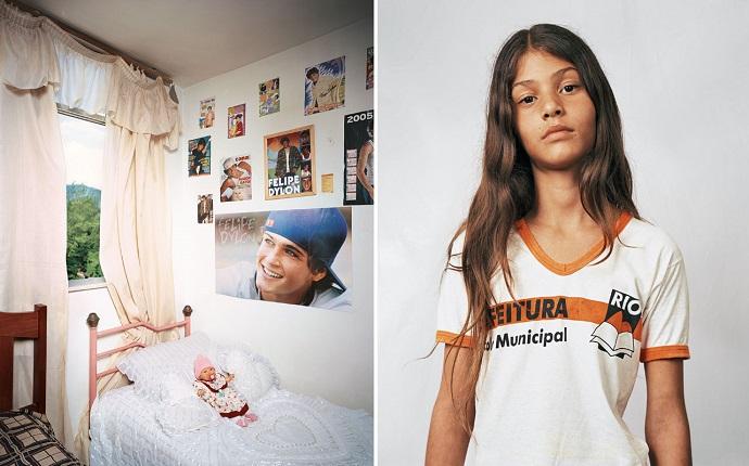 Как выглядят детские комнаты разных странах мира (7)