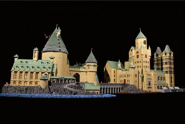 Хогвартс-из-Lego-1