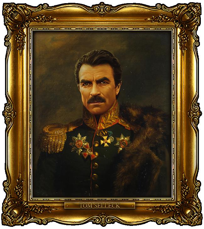 Знаменитости в образе военных (5)