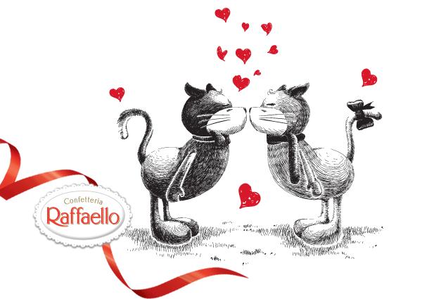 Валентинки от Raffaello | В мире интересного