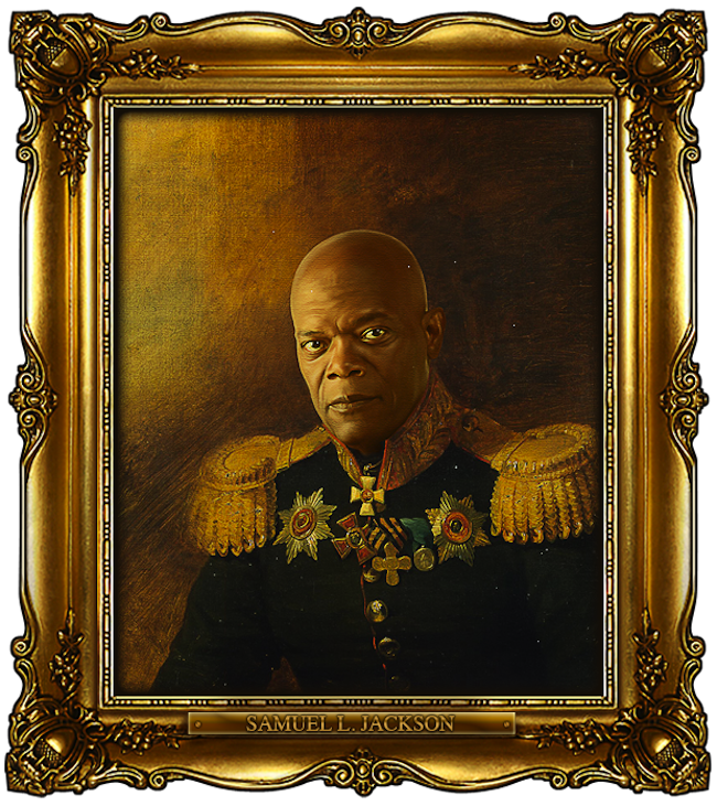 Знаменитости в образе военных (10)